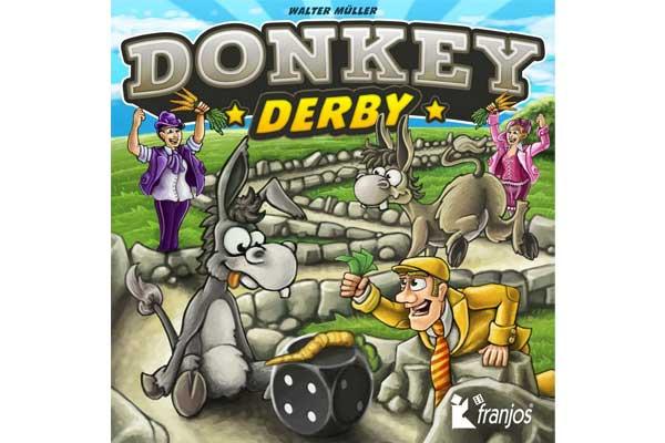 Donkey Derby von Franjos