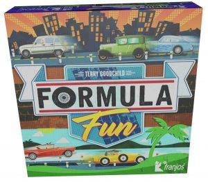 Schachtel Spiel Formula Fun