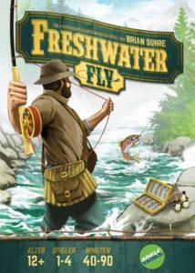 Brettspiel Freshwater Fly - Fliegenfischen als Spiel