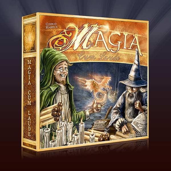 Gesellschaftsspiel Magia cum laude - Foto von Spieltrieb