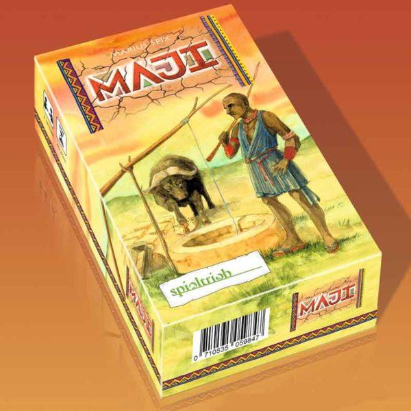 Maji - Brunnebauspiel von Spieltrieb