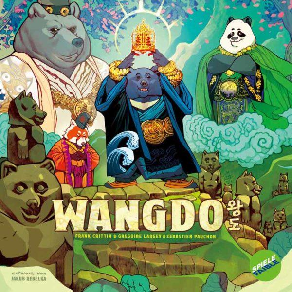 Familienspiel Wangdo von Spielefaible