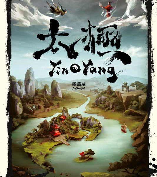 Yin Yang - Brettspiel von Spielefaible