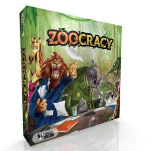 Zoocracy - politisches Brettspiel